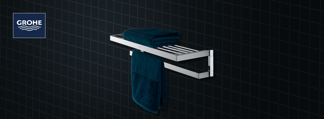 Towel Bars from GROHE at xTWO