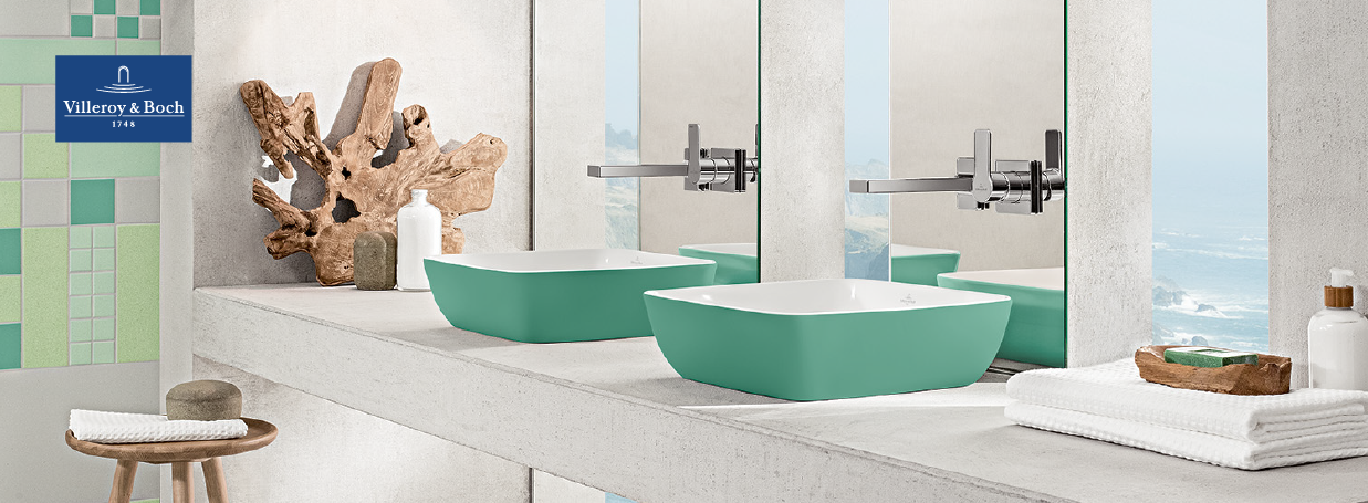 Villeroy & Boch Wash Basins at xTWO