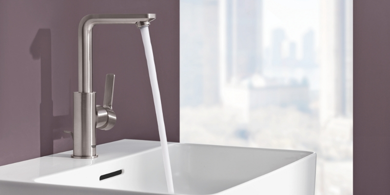 Grohe Lineare Large Washbasin Faucet